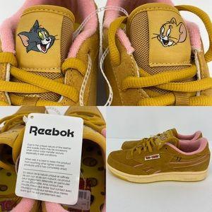 Reebok Classics Tom & Jerry Club Revenge Sneakers